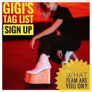TAG LIST SIGN UP❤ WHAT TEAM ARE YOU ON?❤